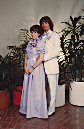 Nathan Hale HS Prom, 1983