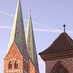 St.Marien und Kaak