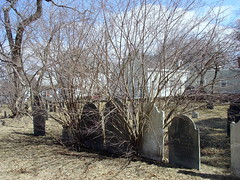 Howard Street Cemetery: Salem, Mass.