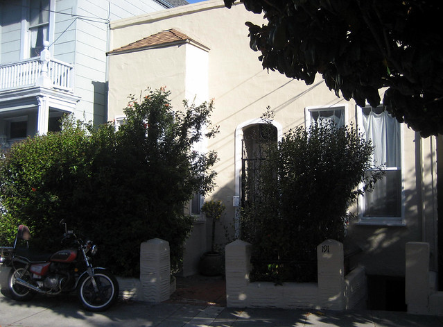 "Former ""Beatles House,"" 2007"