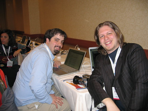 Barry Schwartz and Nathan Weinberg - SES NY 07