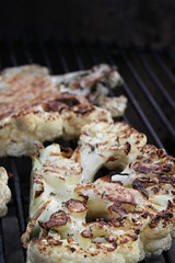 Grilled Cauliflower 2