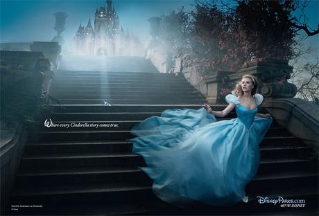 Scarlett Disney Leibovitz