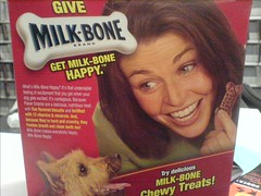 Get Milk-Bone Happy
