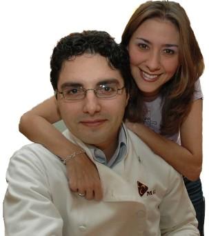 MERLIN Y CLAUDIA GESSEN