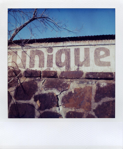 unique by futurowoman, on Flickr