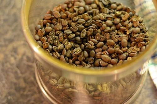 Roasted Ethiopian Coffee
