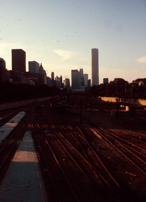Chicago, August 1980