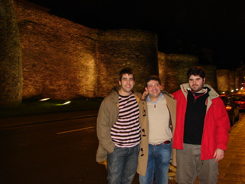 Jorge, Jasp y Jose