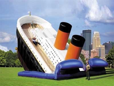 Atraccion del Titanic
