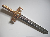 plastic sword