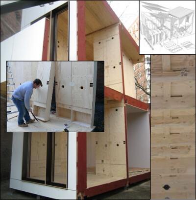 BellTraverWillsonDigitalHouse Construction phase