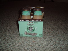 Limited Edtion Mint Mocha Frappichino