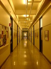 MIT hallway