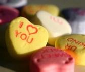 sweet sentiments on valentine day