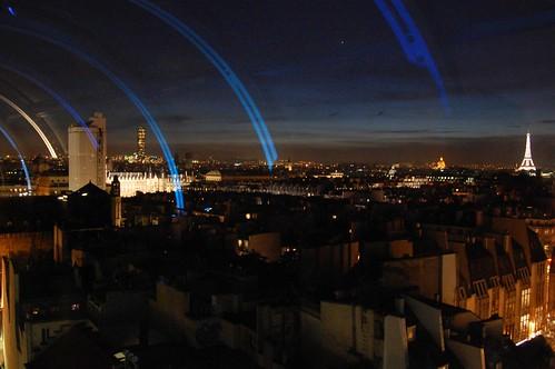 Lights. Pompidou