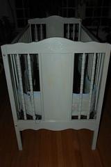 Crib Sideways