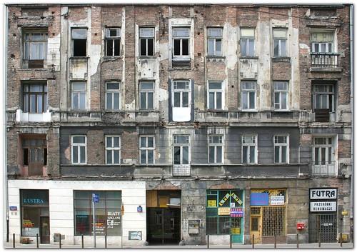 Żelazna 43 - fasada - calość