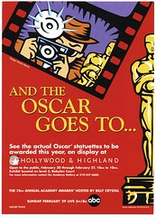 Oscar Poster 2004