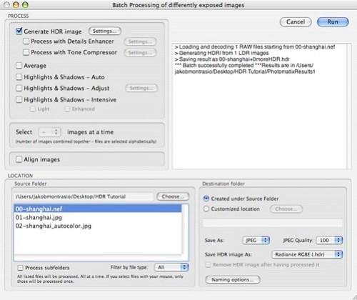 04: Photomatix creates HDR