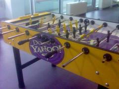 Negli uffici di yahoo