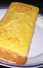 Pão de Fubá de Miss Beisse