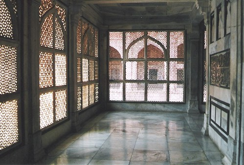 Jami Masjid Mosque- tomb of Sheik Salim Chishti - Fatehpur Sikri - फतेहपूर सिकरी - فتحپور سیکری