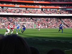Arsenal vs Blackburn - DSC02637