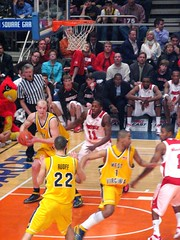 Big East Classic Louisville vs. West Virginia