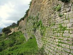 Las murallas más altas