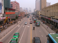 Central street 长江路