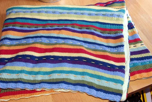 Wild Stripe Blanket