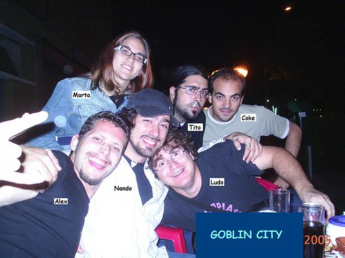 Goblin city 2005