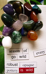 Rocks and more poetry