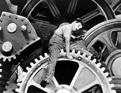 Tempos modernos (Charles Chaplin)