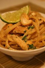 Phad Thai Noodles 1