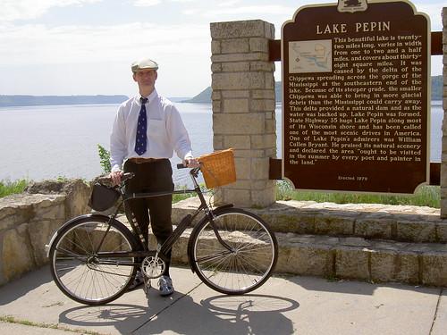 Lake Pepin Three Speed Tour