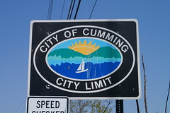 Cumming, GA City LImits v1
