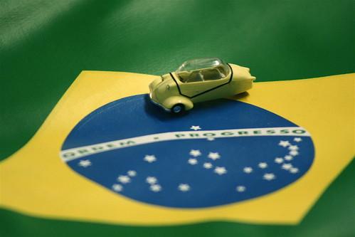 Pikkutalvio ama o Brasil