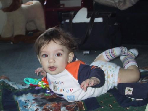 Aidan March 2007