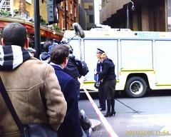 Victoria St Letter Bomb