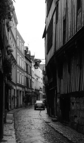 Rouen Streetscape