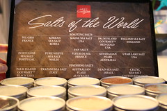 A Whitman's box of salts