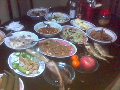 New Year's Feast