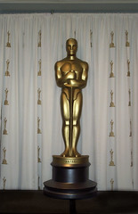 Oscar Backstage