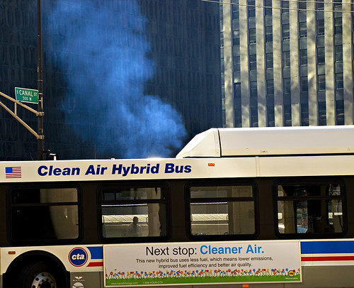 Next Stop: Cleaner Air