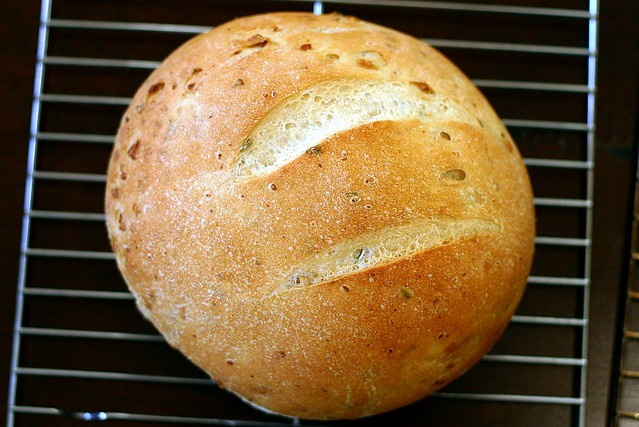 But Seeing As I Wouldn T Hold My Breath On That I Urge To Revel In Some Rosemary Bread Instead