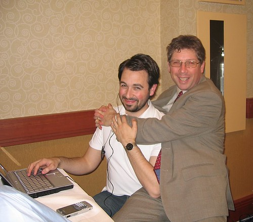 Rand Fishkin and Danny Sullivan - SES NY 07