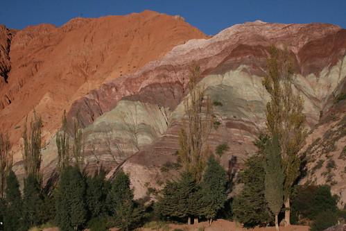 Cerro los colorados (tambien conocido como 7 colores)