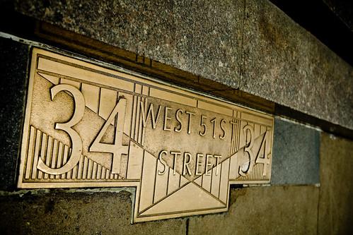 34 West